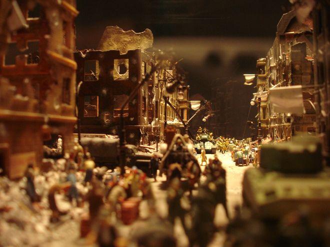 Bild: phan.pro / Diorama: Miniaturwunderland Hamburg